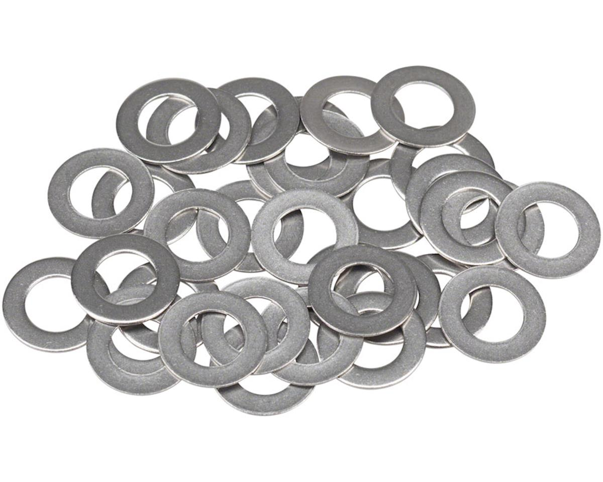Whisky Parts Whisky Stainless Spoke Nipple Washers, Bag of 34