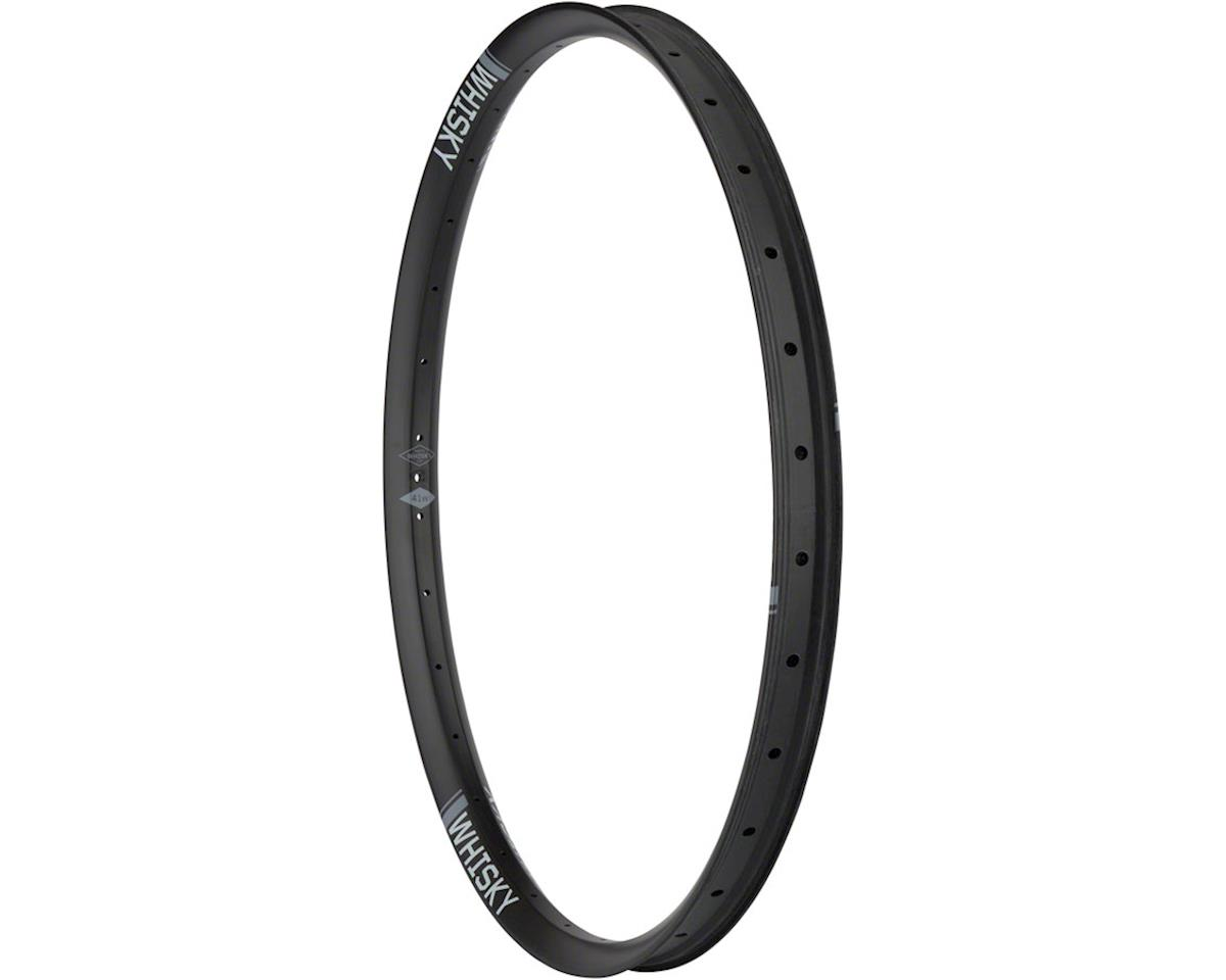 "Whisky No.9 41w Carbon Tubeless 27.5"" Plus Rim, 32h, Matte Black"