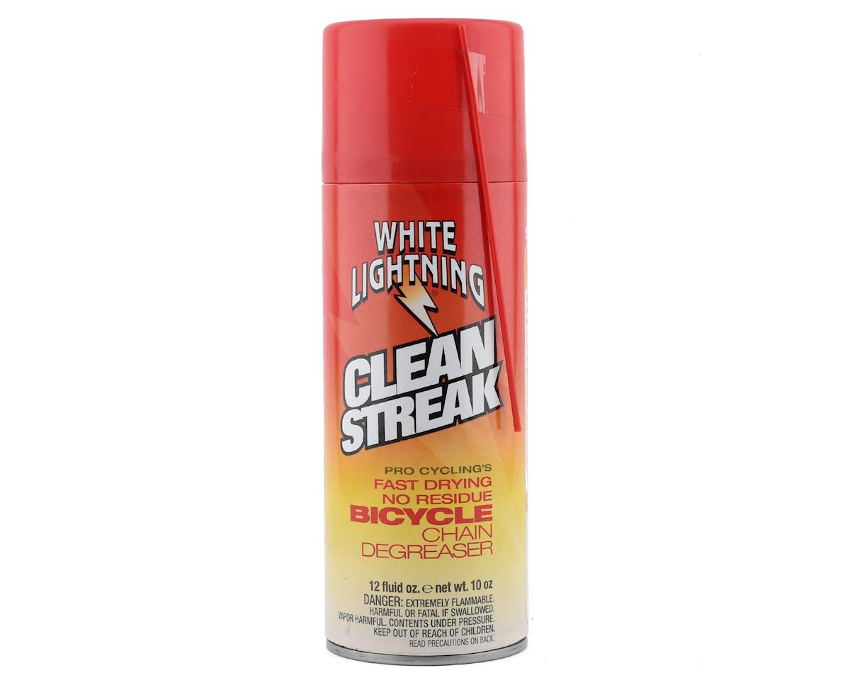 White Lightning Clean Streak Bicycle Chain Degreaser (12 fl. oz)