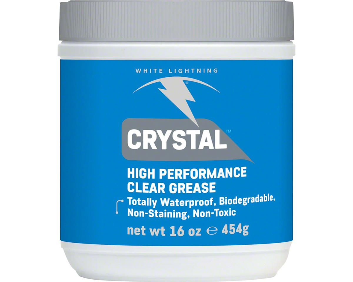Crystal, clear grease -16oz (1lb) tub