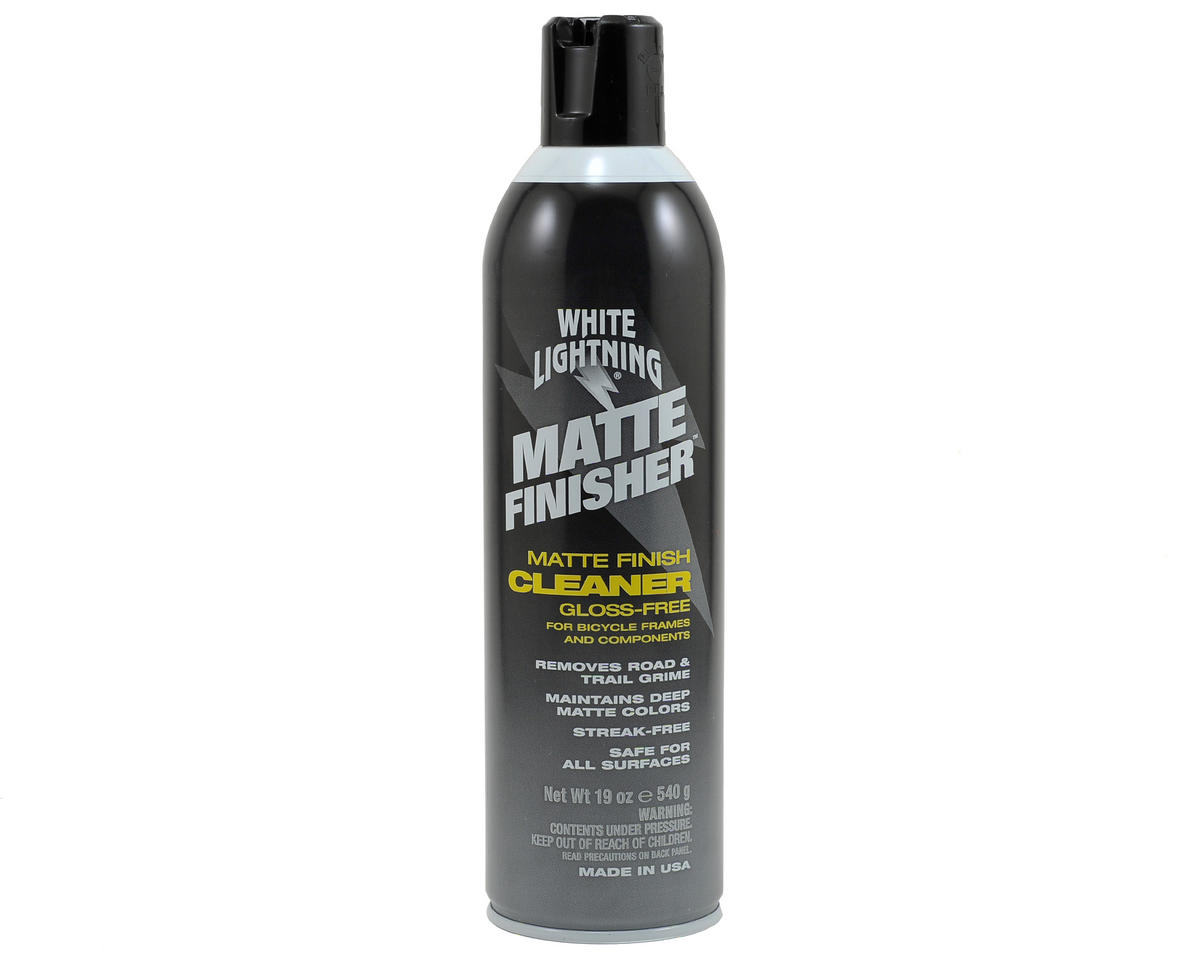 White Lightning Matte Finisher (19oz)