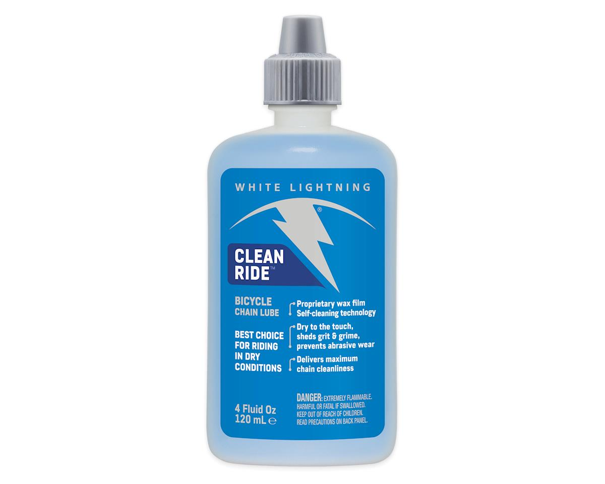 White Lightning Clean Ride Lube 4 oz.