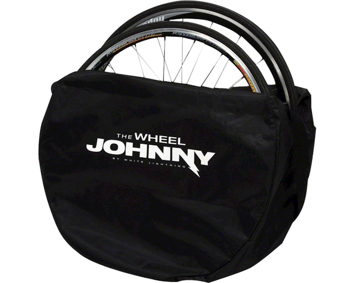 White Lightning Wheel Johnny Wheel Bag, Black