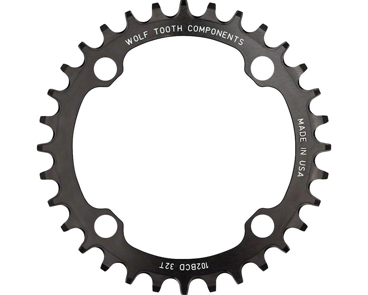 Wolf Tooth Components Drop-Stop Chainring (102BCD) (32T)