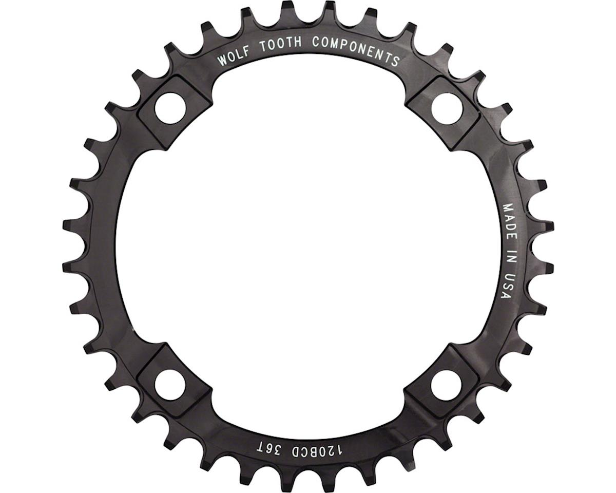 Wolf Tooth Components Drop-Stop Chainring (120BCD) (36T)