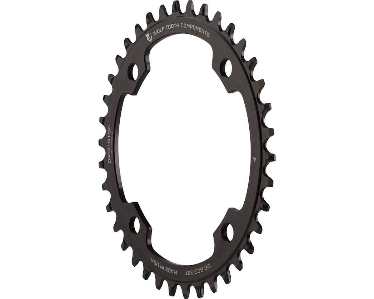 Wolf Tooth Components Drop-Stop Chainring (120BCD) (38T)