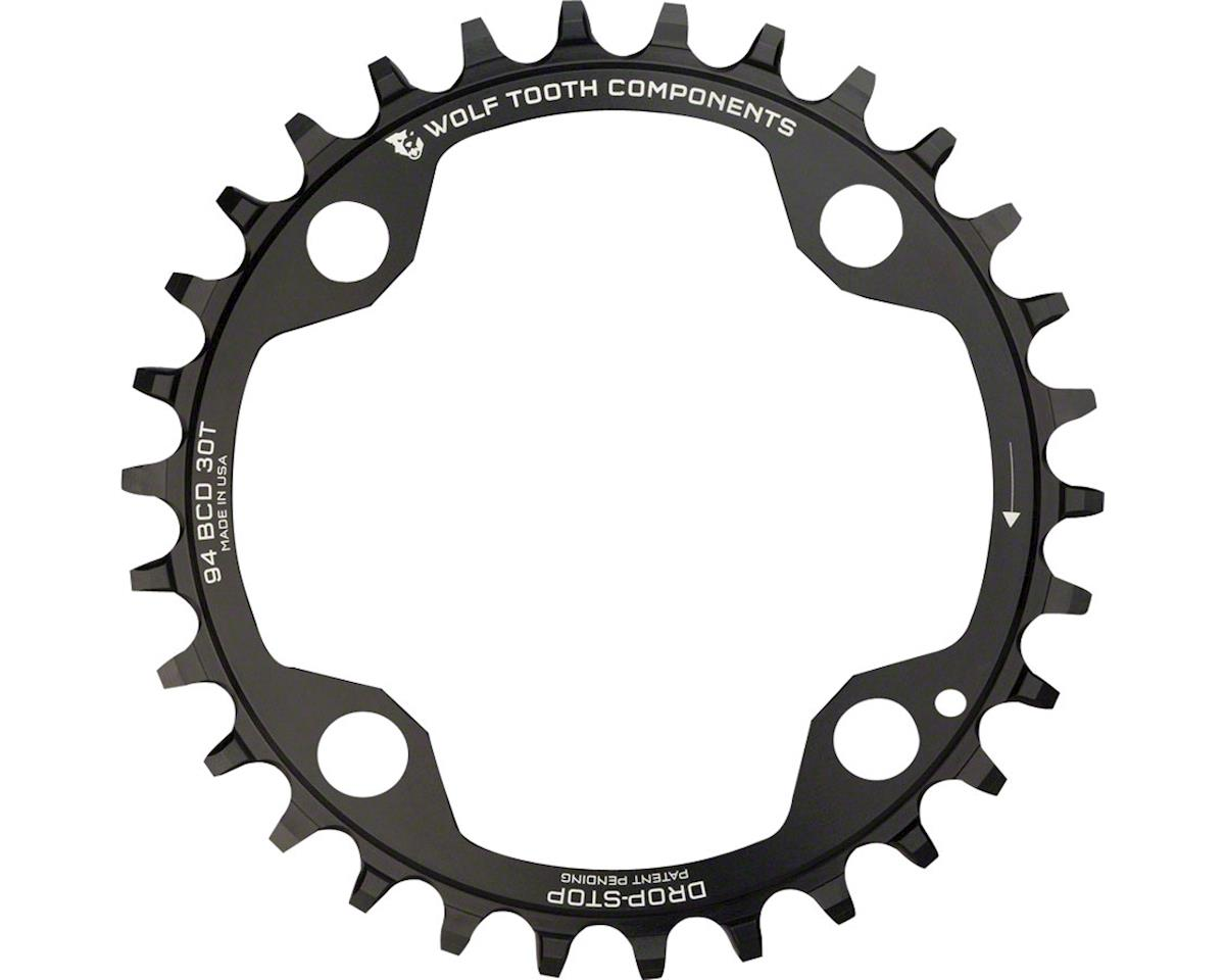 Wolf Tooth Components Drop-Stop Chainring (94BD) (4-Bolt) (32T)