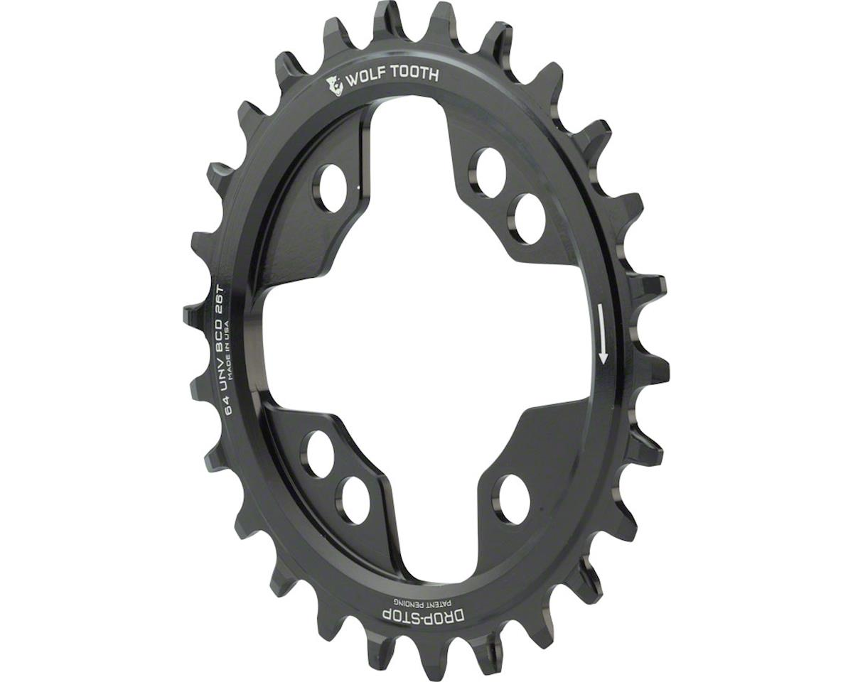 Wolf Tooth Components PowerTrac Drop-Stop Chainring (26T)