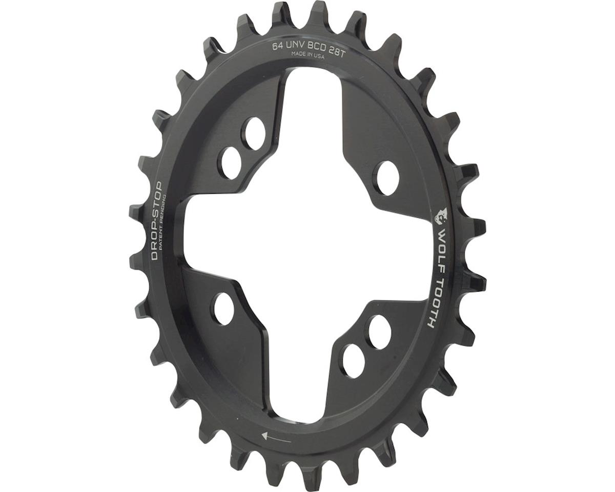 Wolf Tooth Components Drop-Stop Chainring (28T)