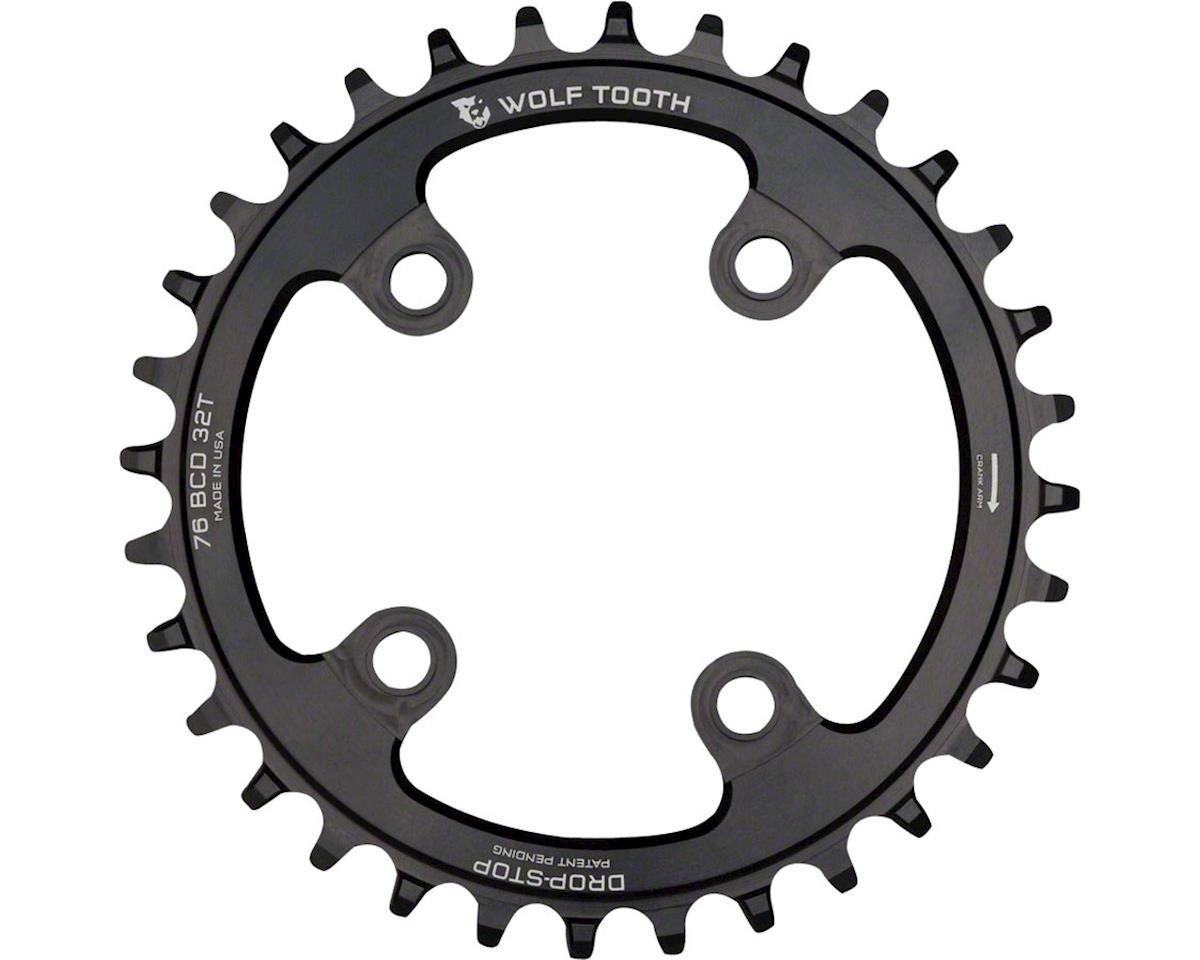 Wolf Tooth Components Drop-Stop Chainring (76BCD) | relatedproducts
