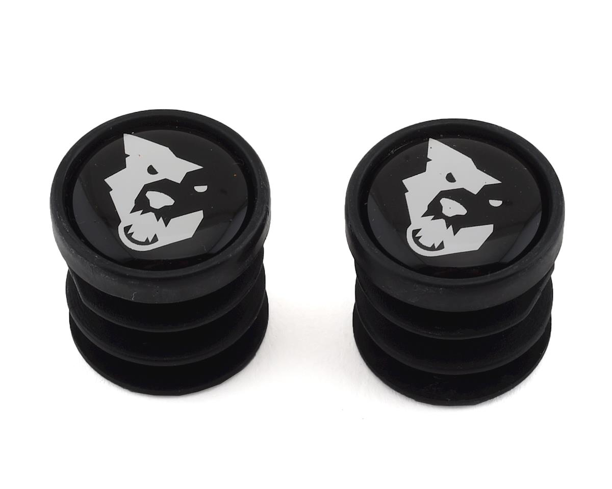 Wolf Tooth Components Bar End Plugs (Black) (2)