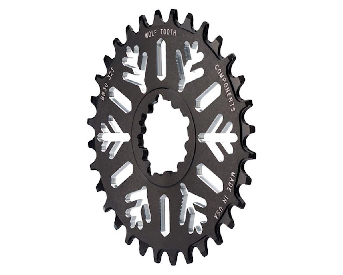 Wolf Tooth Components Tooth Snowflake Direct Mount Ring