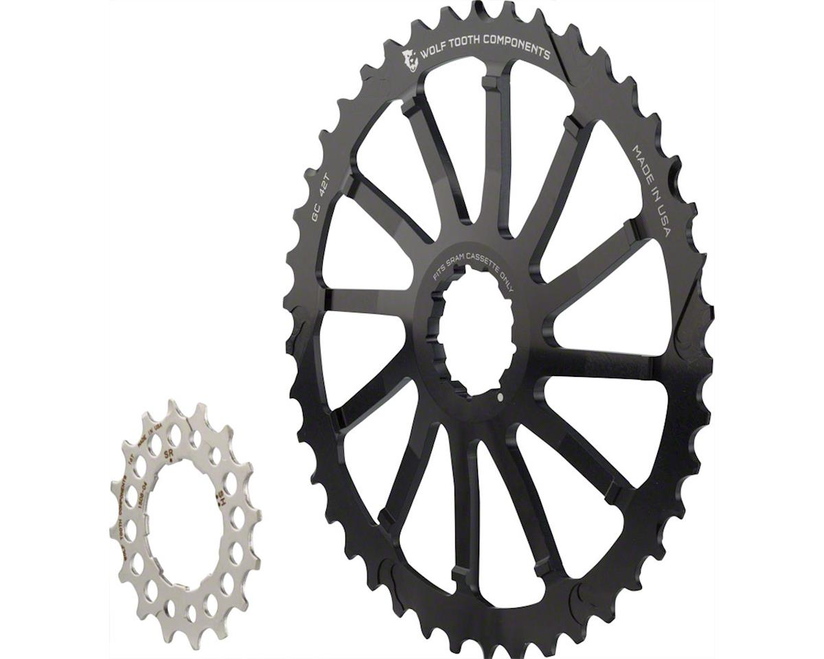 Wolf Tooth Components GC 42T Cog & 16T Cog Bundle (For SRAM 11-36T)