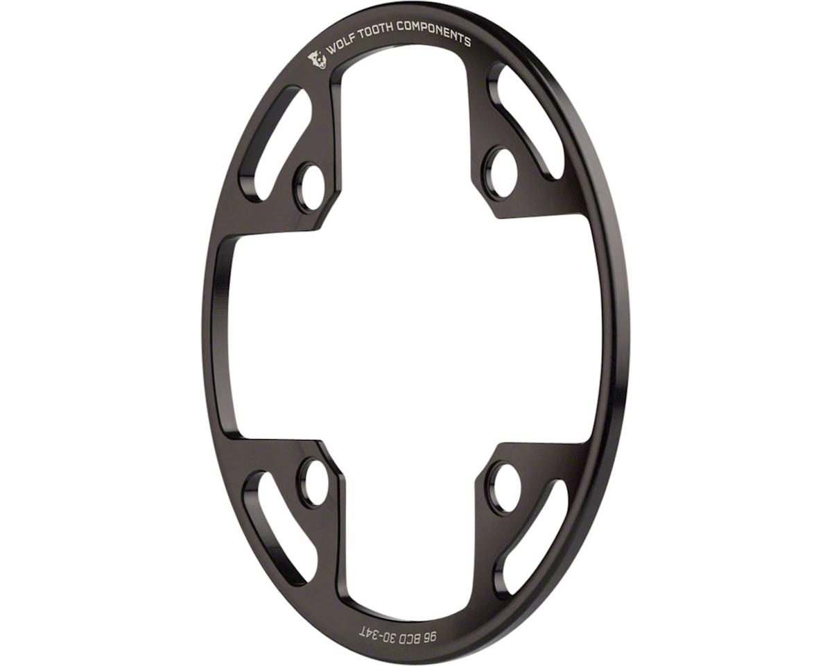 Wolf Tooth Components Bashring (For 96 Symmetrical BCD Shimano Cranks)
