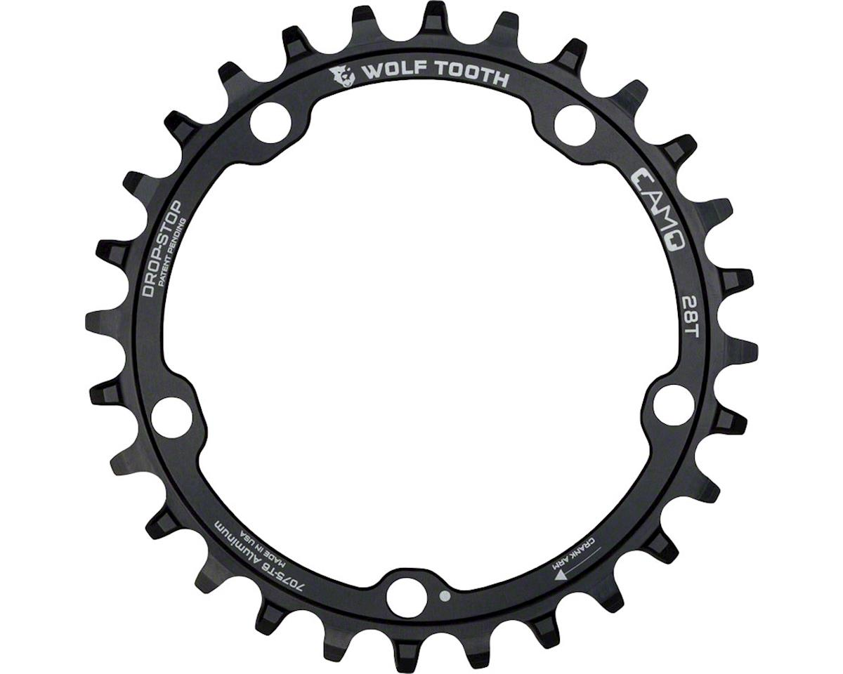 Wolf Tooth Components CAMO Al Round Chainring (28T)