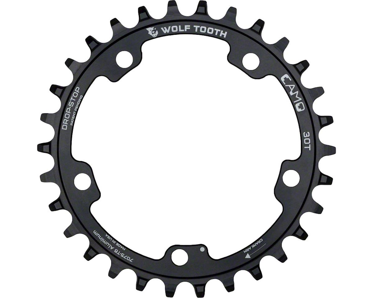 Wolf Tooth Components CAMO Al Round Chainring (30T)