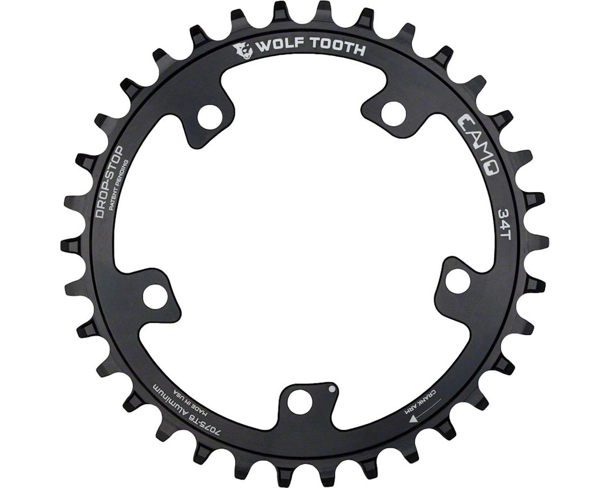 Wolf Tooth Components CAMO Al Round Chainring (34T)