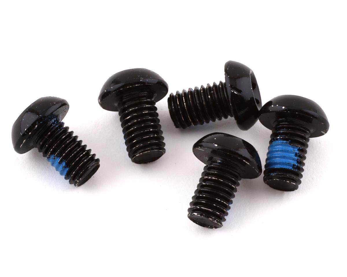 Wolf Tooth Components CAMO Chainring Bolt Kit (Blue)