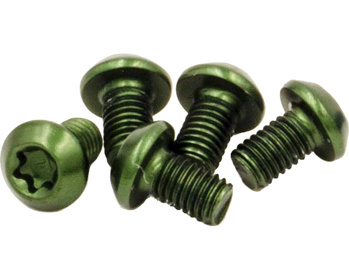 CAMO Chainring Bolt Kit (Green)