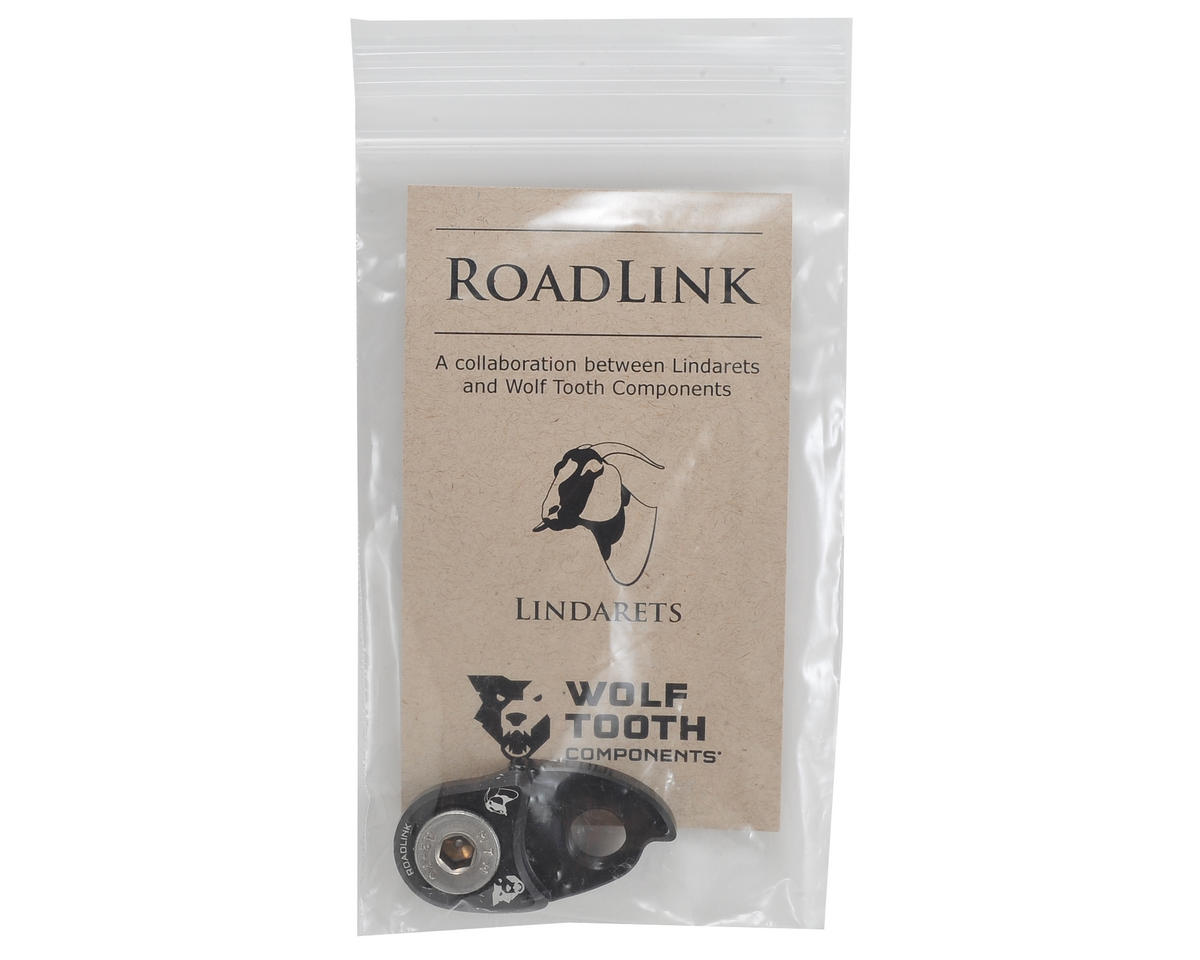 Wolf Tooth Components RoadLink For Shimano Wide Range Road Configuration