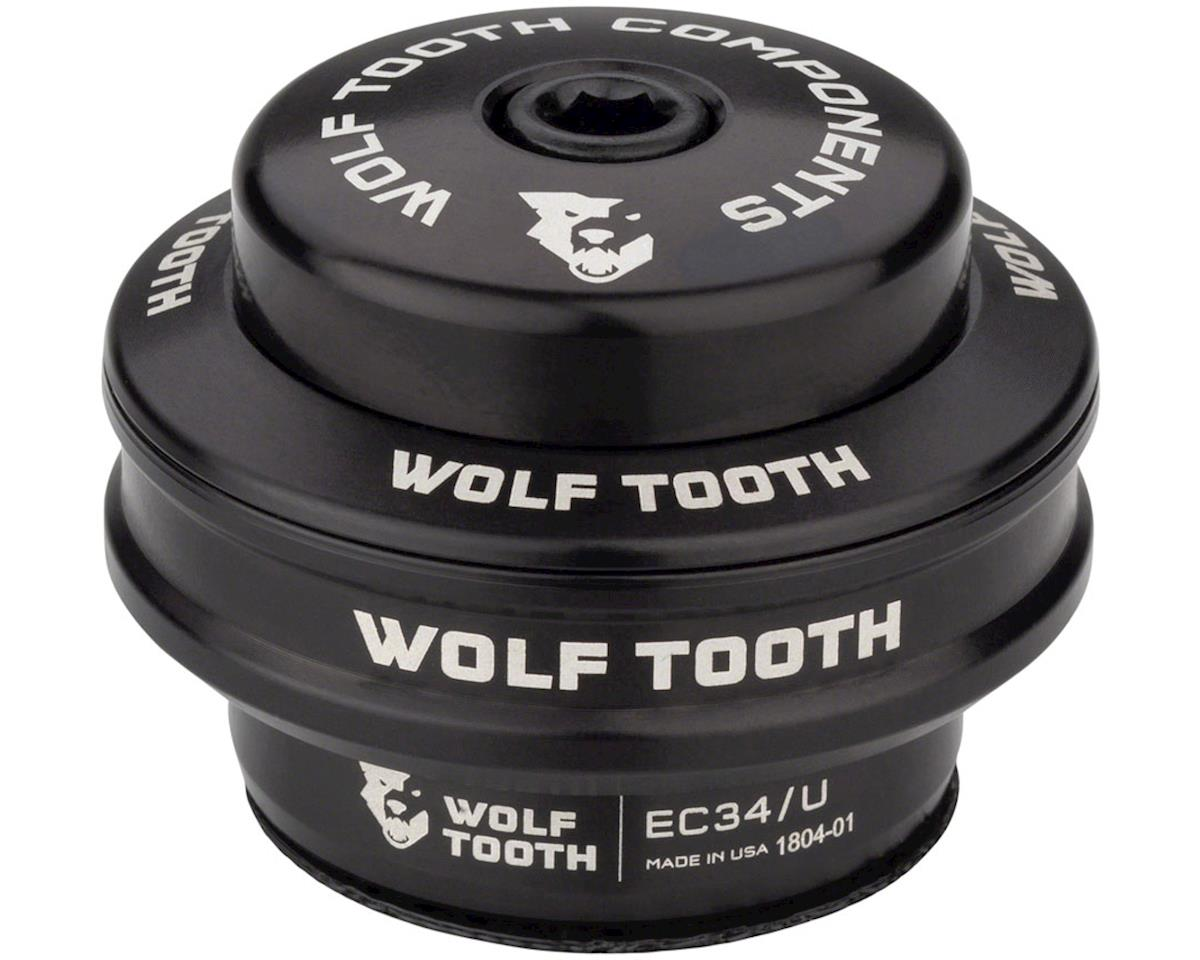 Wolf Tooth Components Upper Headset (EC34/28.6) (16mm stack) (Black)
