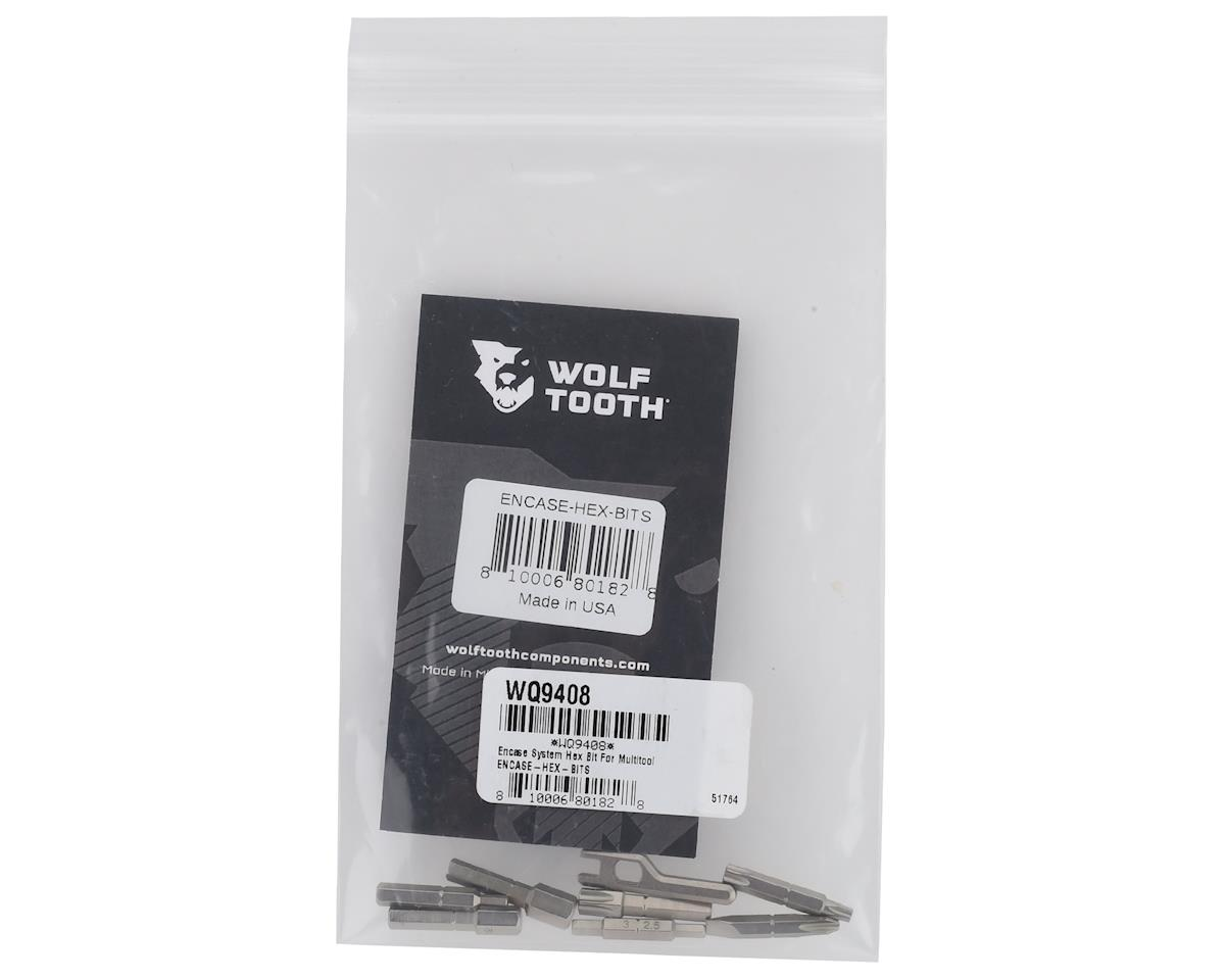 Image 2 for Wolf Tooth Components Encase System Hex Bit For Multitool