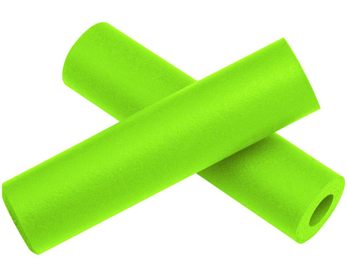 Image 2 for Wolf Tooth Components Fat Paw Grips (Green)