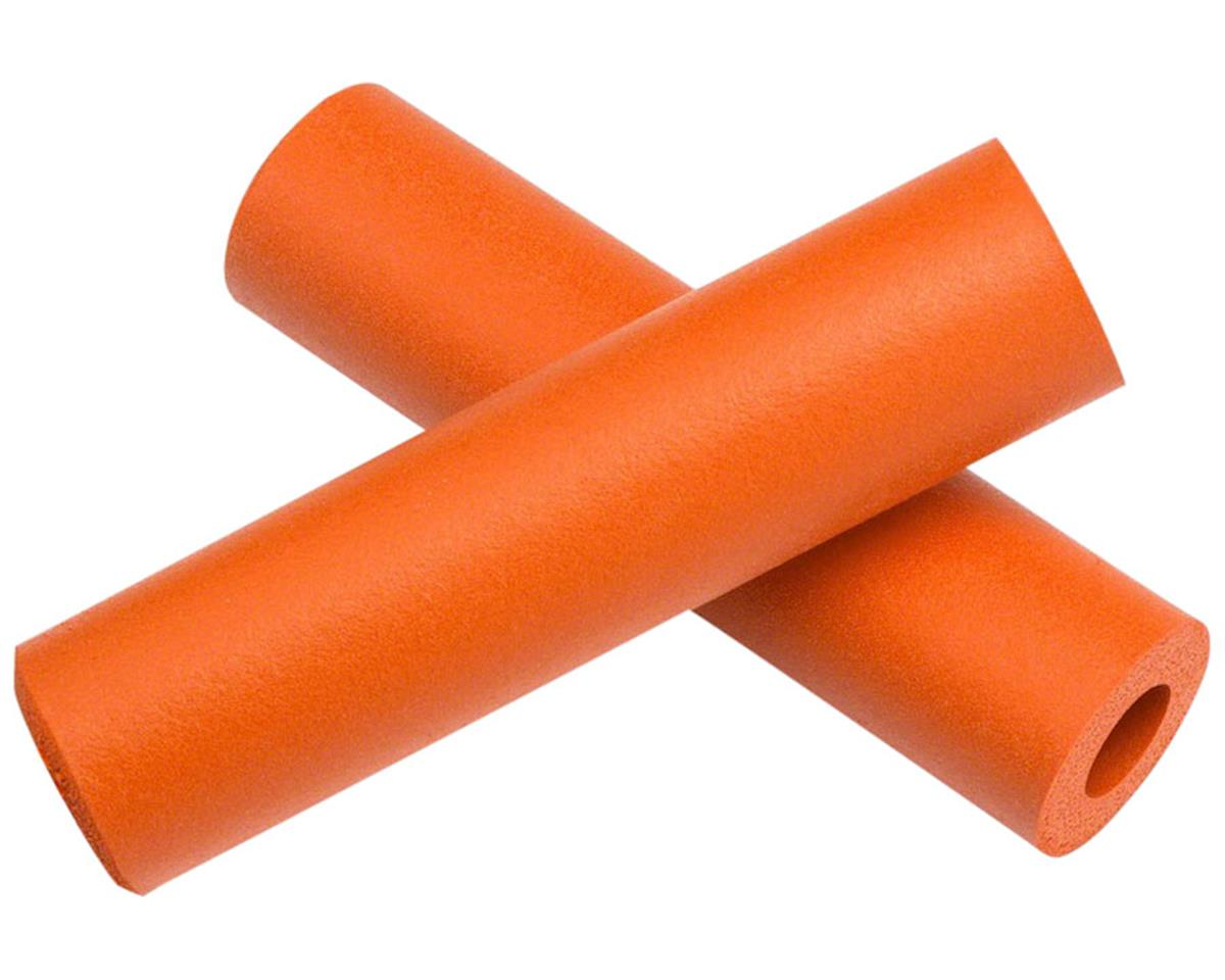 Wolf Tooth Components Fat Paw Grips (Orange)