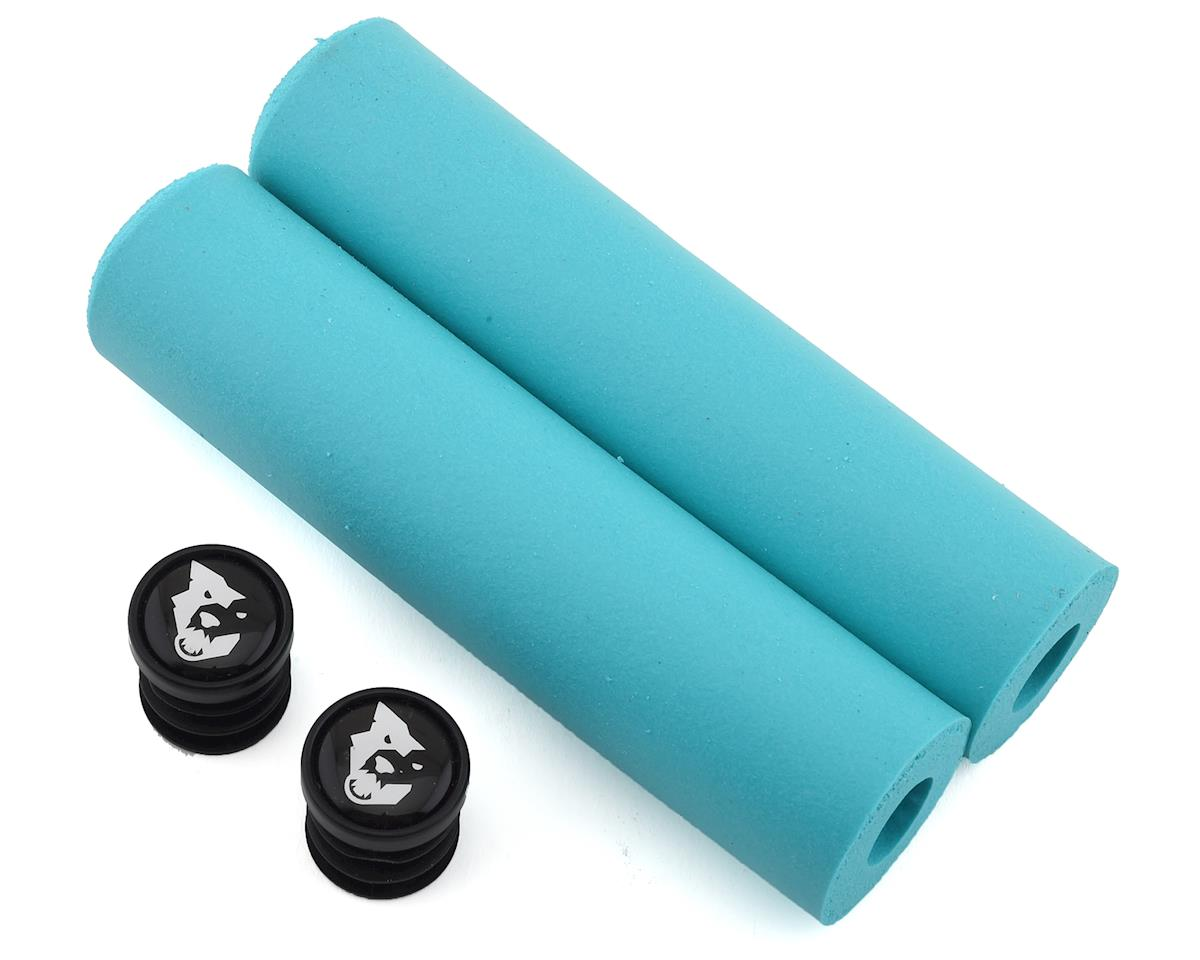 Wolf Tooth Components Fat Paw Grips (Teal)