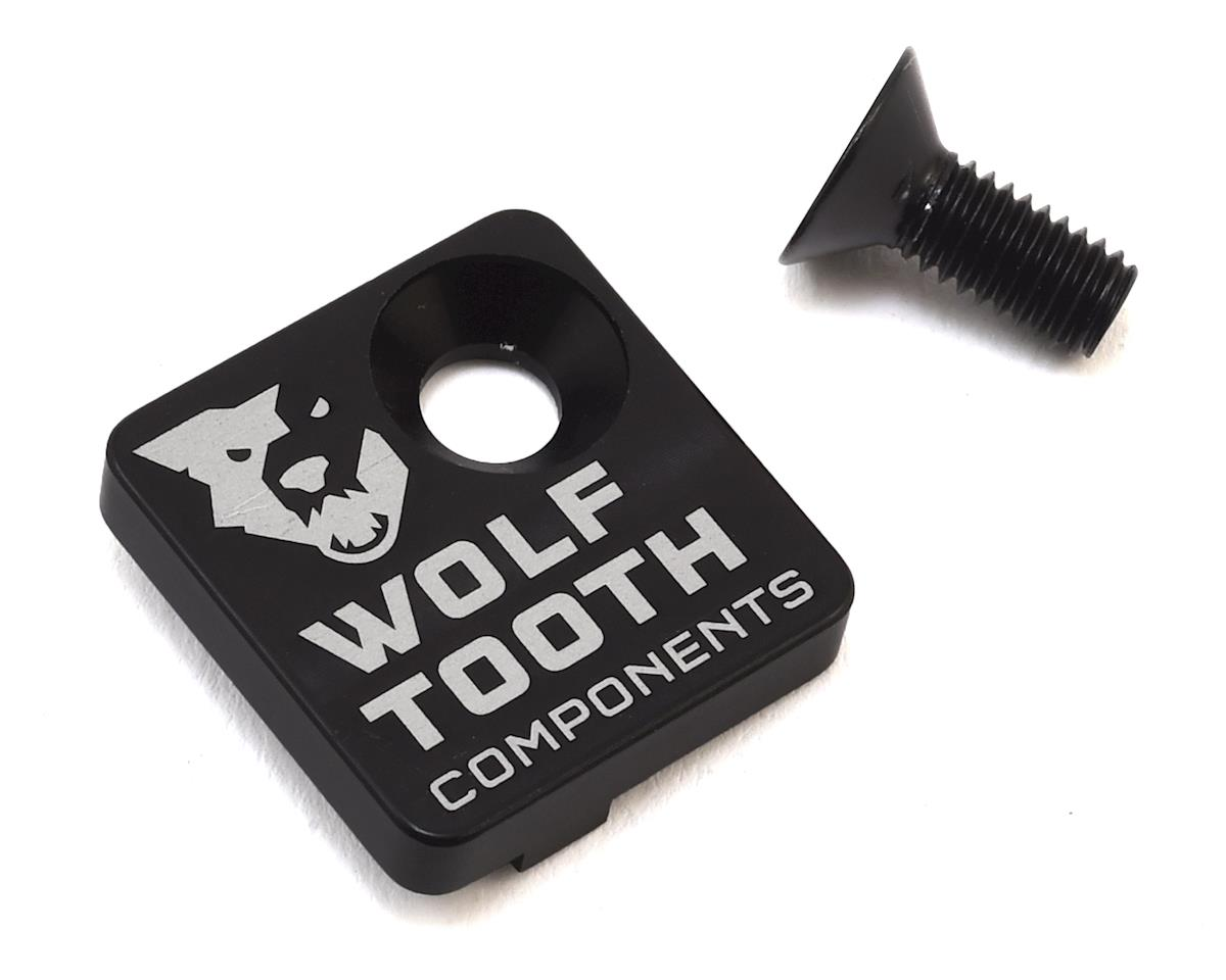 Wolf Tooth Components Direct Mount Front Derailleur Cover