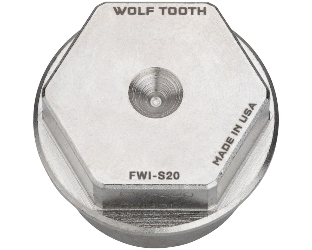 Wolf Tooth Components Flat Wrench 20mm Socket Insert | relatedproducts