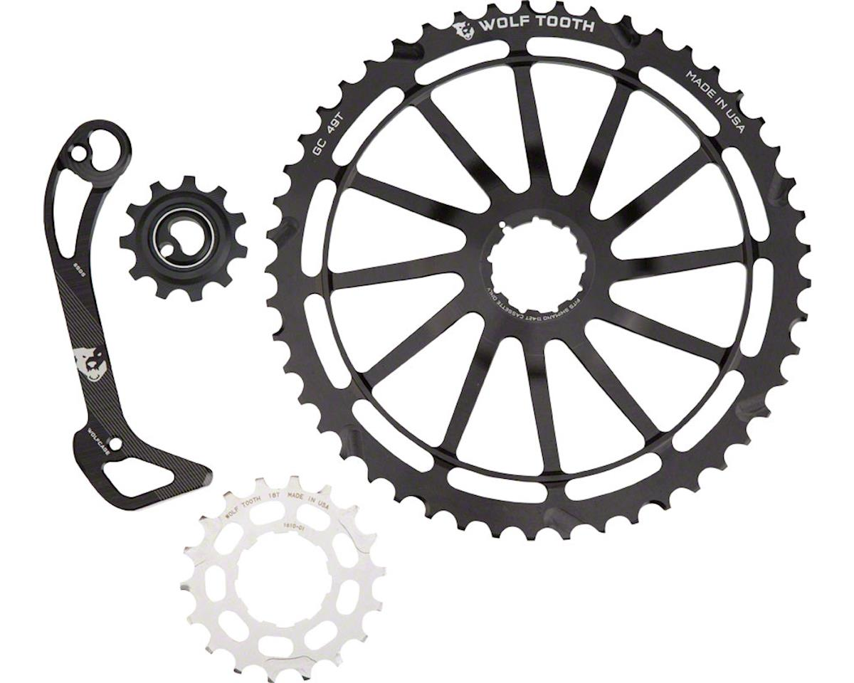 Wolf Tooth Components WolfCage Combo Pack (49T Cog & 18T Cog)