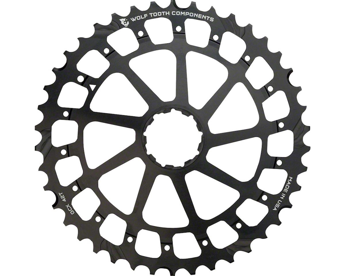 Wolf Tooth Components GCX XX1 Replacement Cog (Black) (42T)