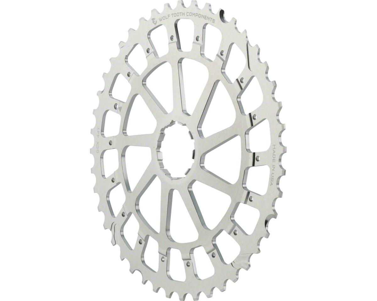 Wolf Tooth Components GCX XX1 Replacement Cog (Silver) (44T)