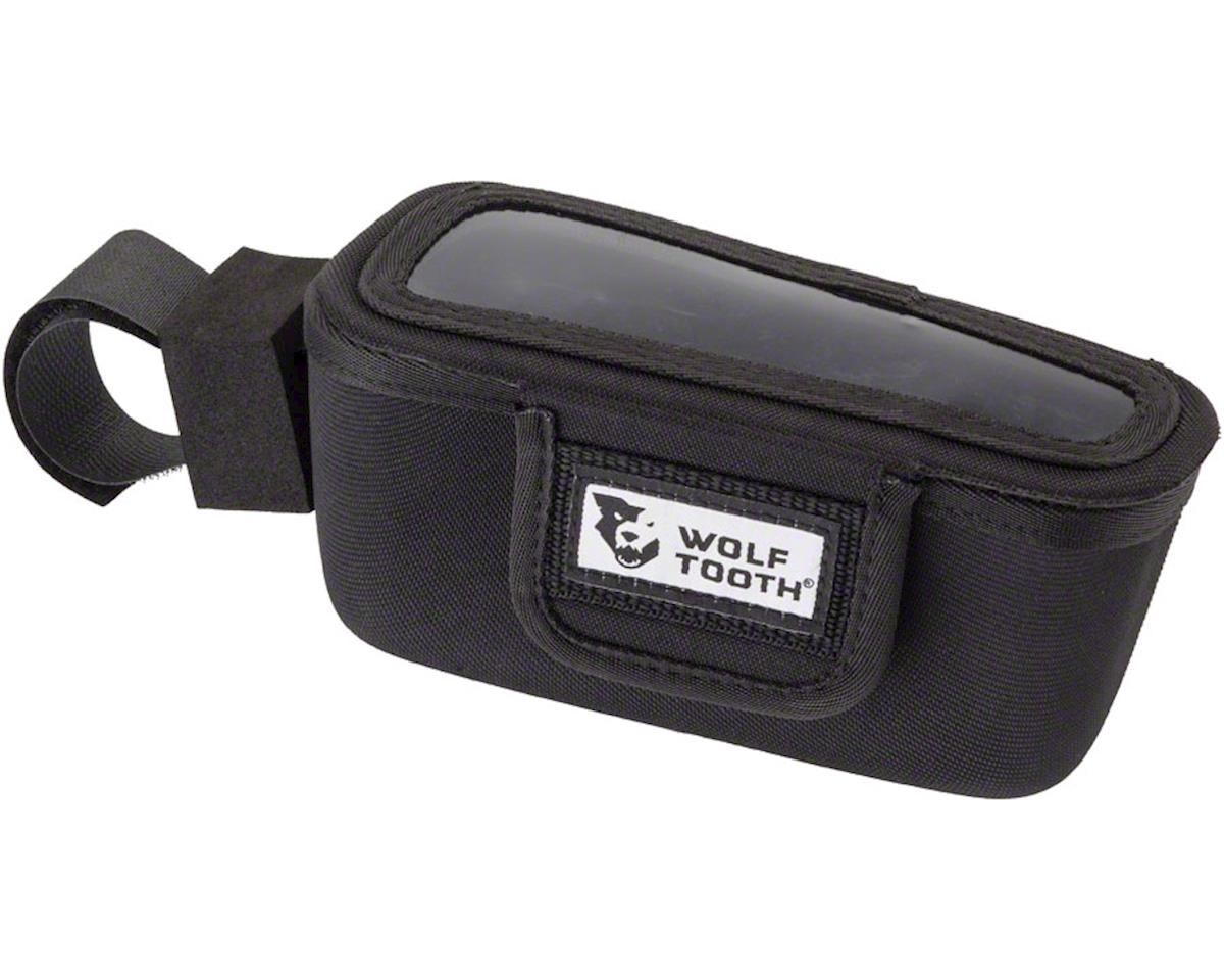 Wolf Tooth Components Mountain BarBag (Black) (Right)