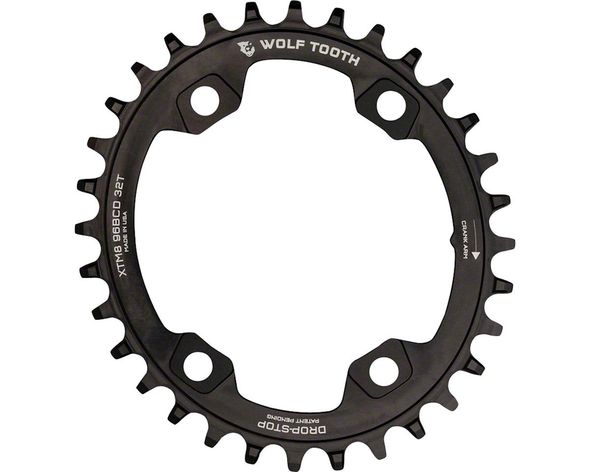 Wolf Tooth Components PowerTrac Drop-Stop Chainring (30T)