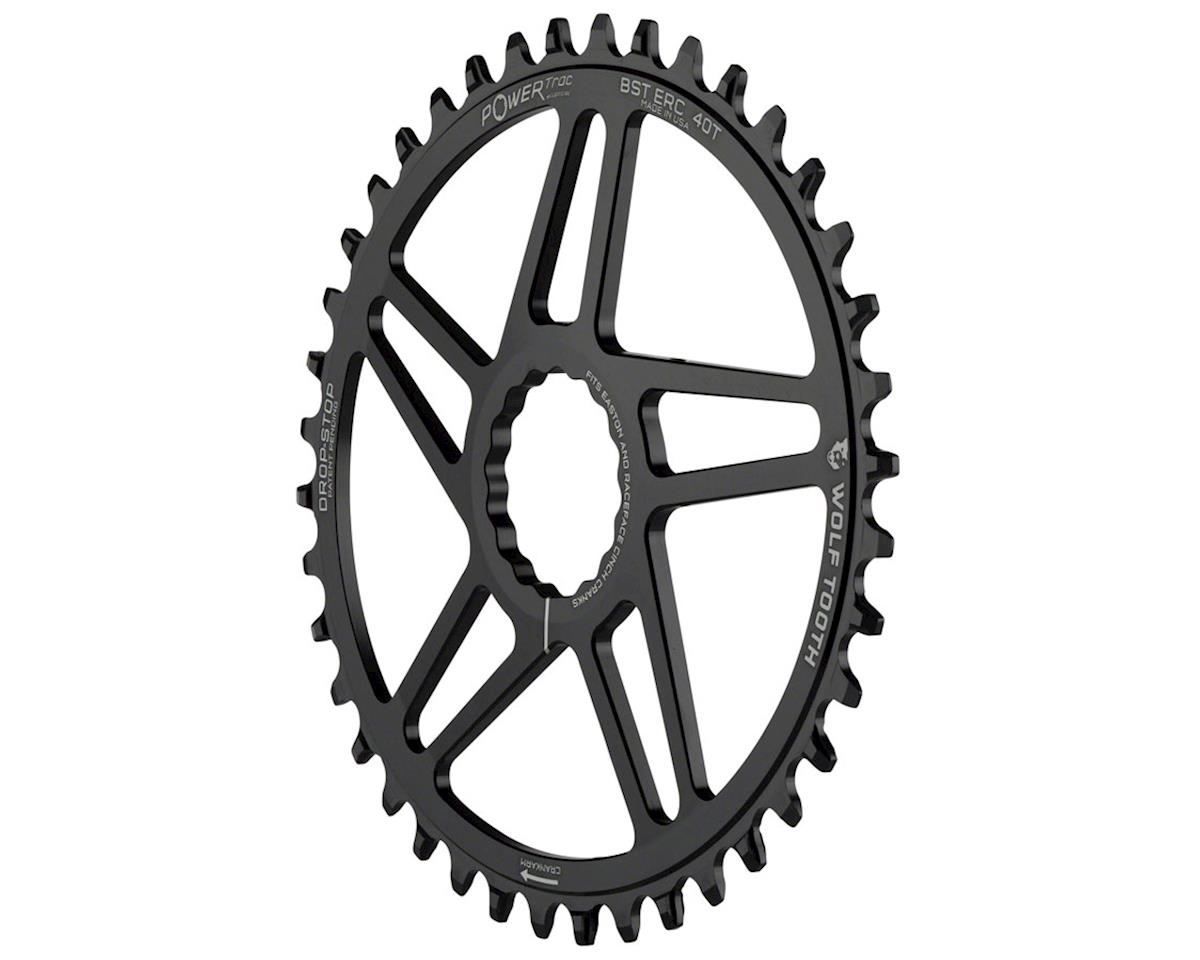 Wolf Tooth Components PowerTrac Drop-Stop Chainring (Easton CINCH Direct Mount) (40T)