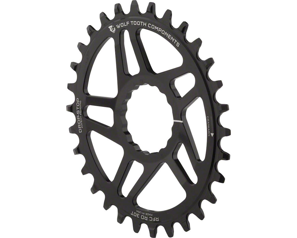 Wolf Tooth Components PowerTrac Drop-Stop Oval Reverse Dish Chainring (30T)