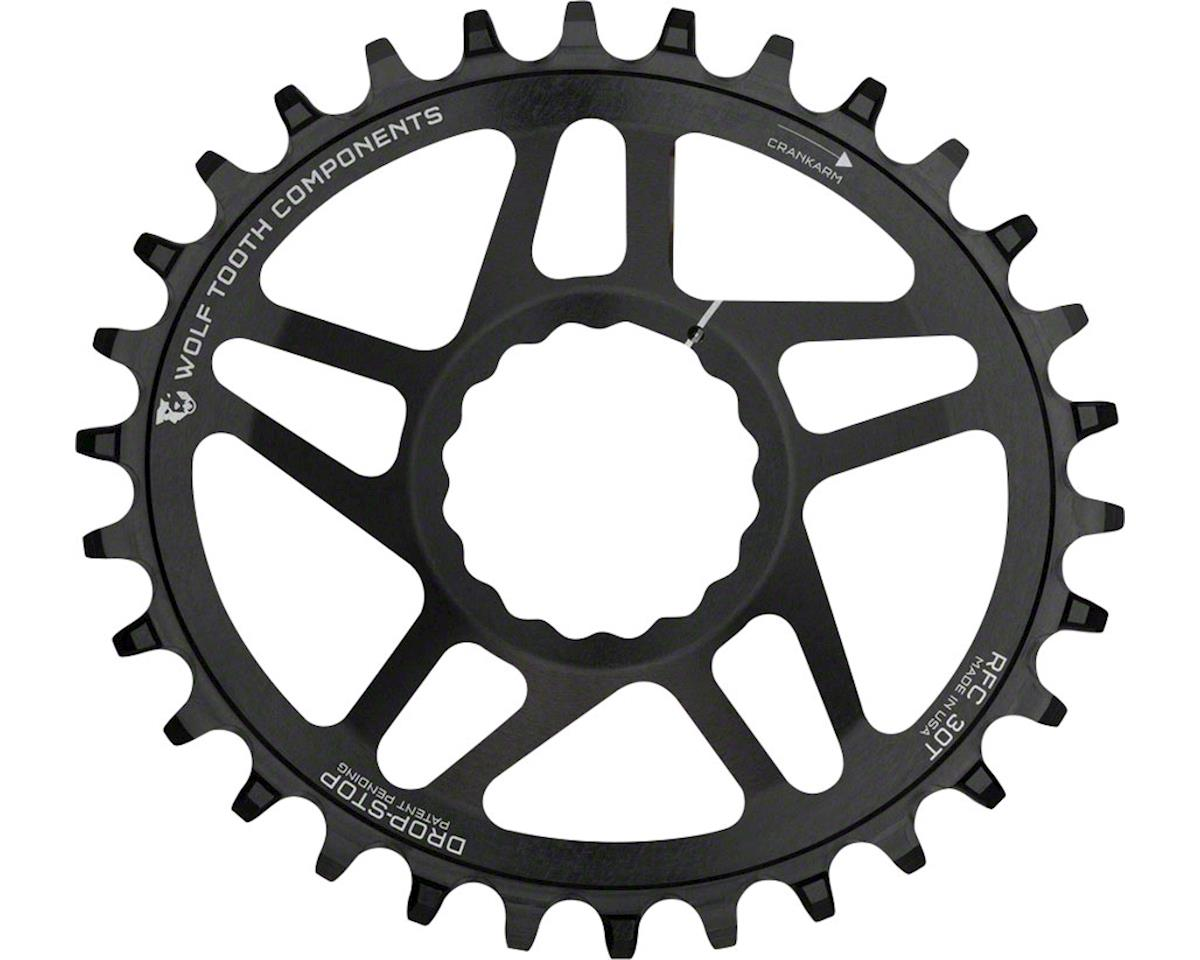 Wolf Tooth Components PowerTrac Drop-Stop Chainring (Boost Chainline) (28T)