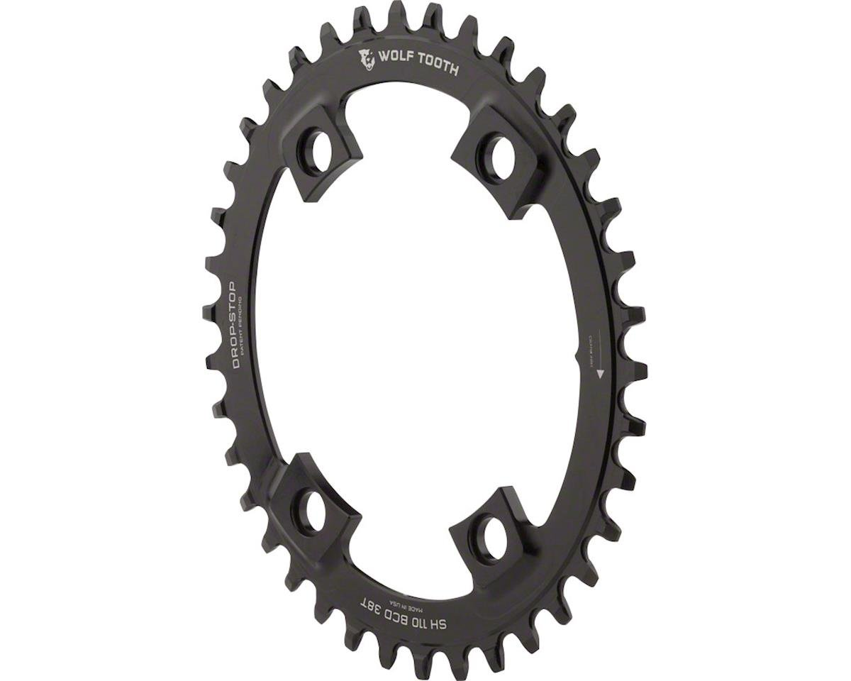 Wolf Tooth Components PowerTrac Drop-Stop Direct Mount Oval Chainring