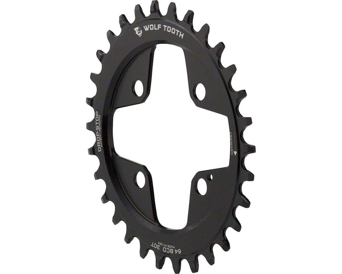 Wolf Tooth Components Powertrac Direct Mount Drop-Stop Oval Chainring (30T)