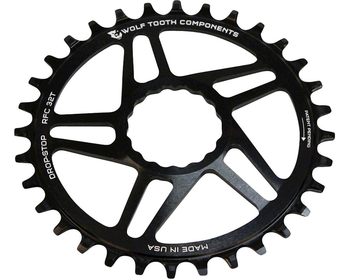 Wolf Tooth Components Drop-Stop Chainring (For RaceFace Cinch Direct Mount) (32T)