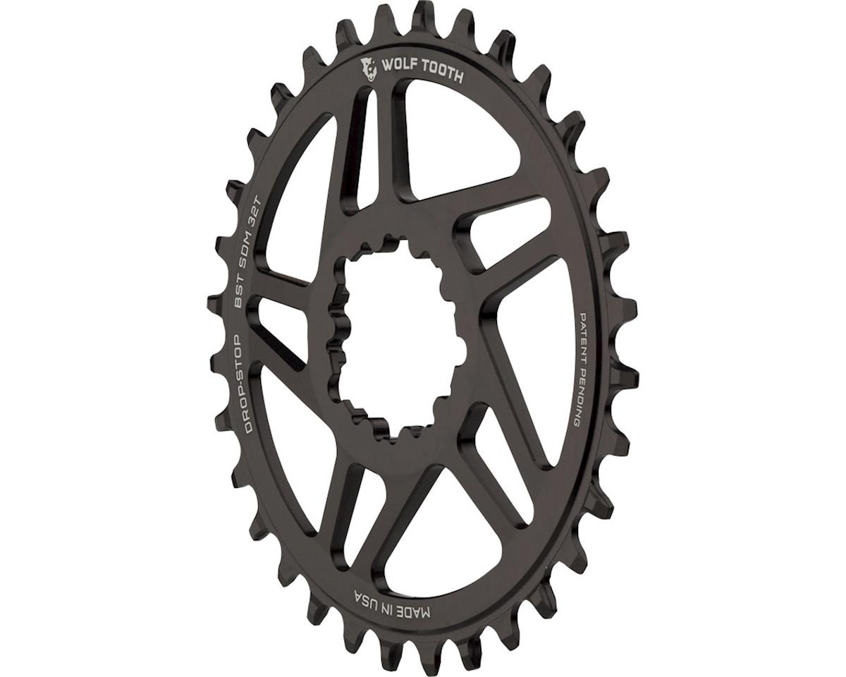 Wolf Tooth Components Drop-Stop Chainring (SRAM Direct Mount) (3mm Offset) (32T)