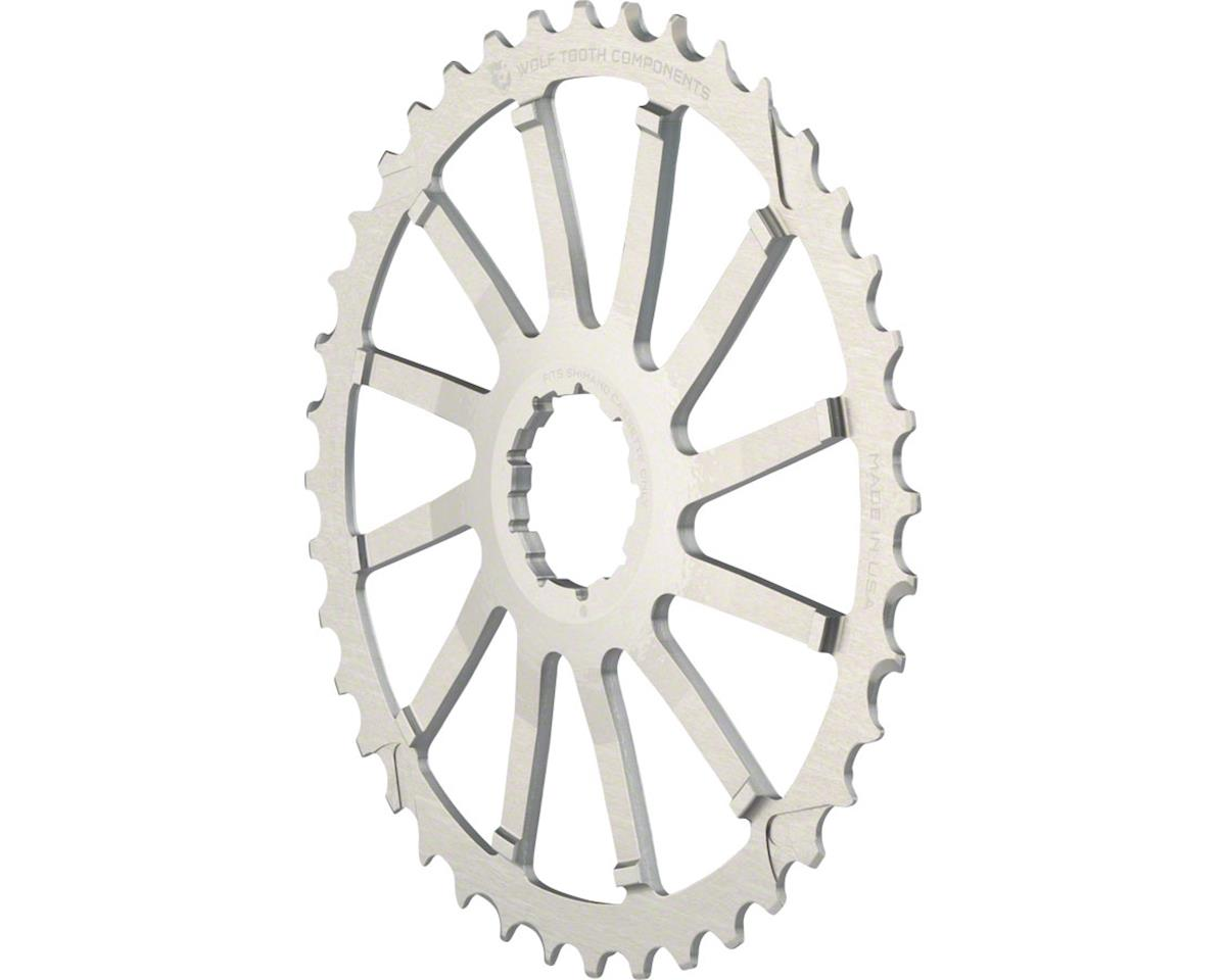 Wolf Tooth Components 40T GC Cog (Silver)