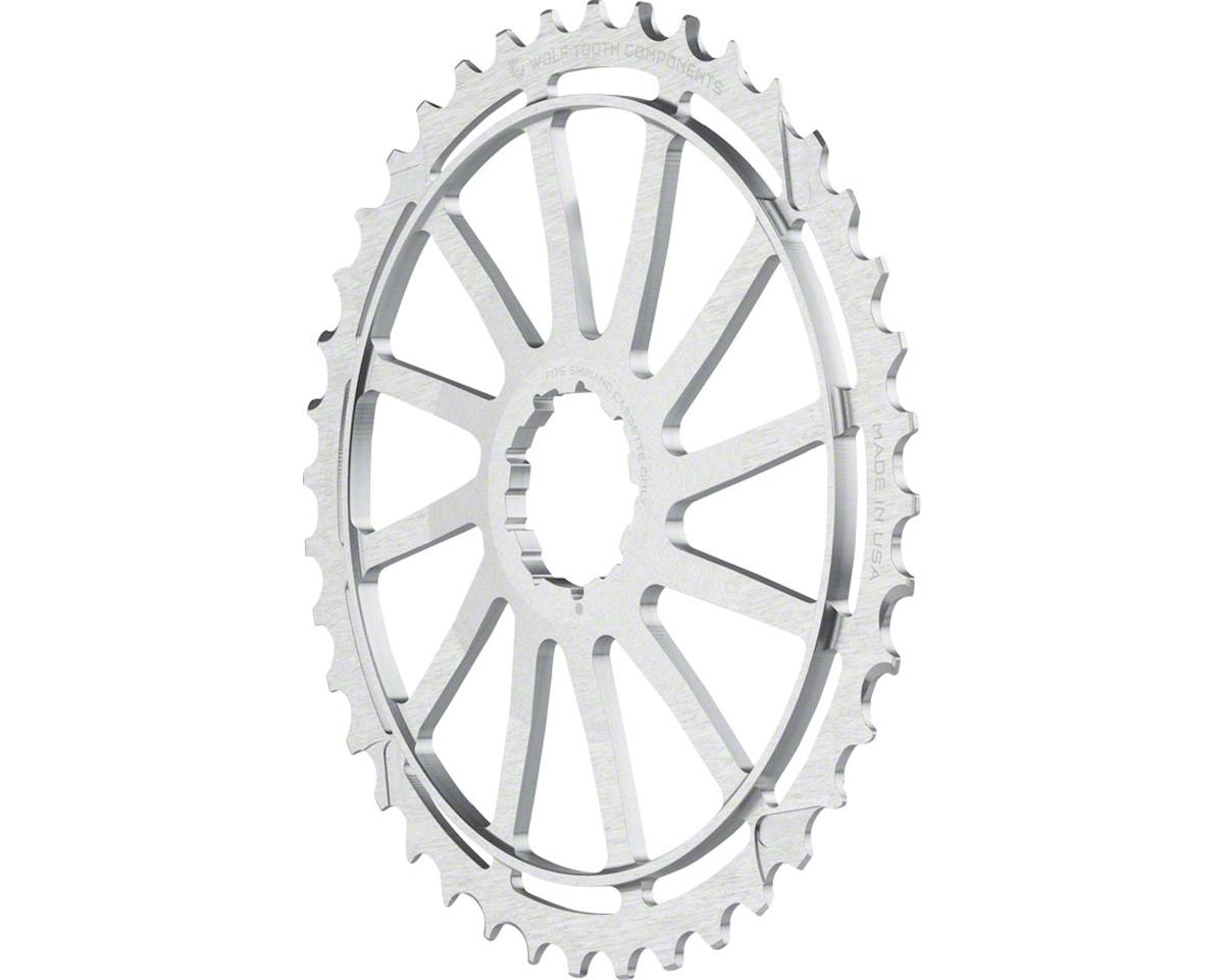 Wolf Tooth Components 40T GC Cog (Silver) (42T)