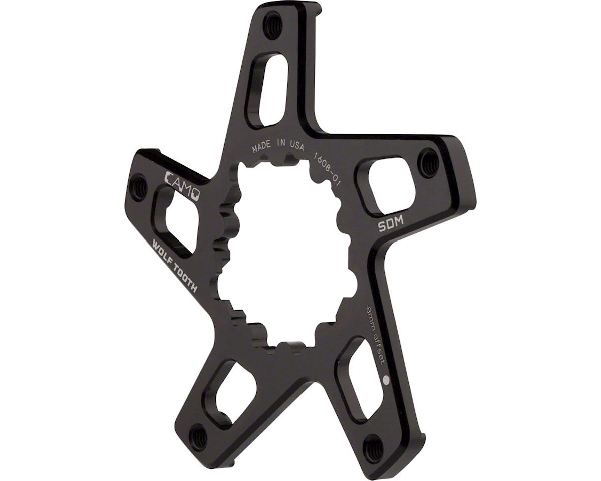 Wolf Tooth Components CAMO SRAM Direct Mount Spider (-8mm Offset)