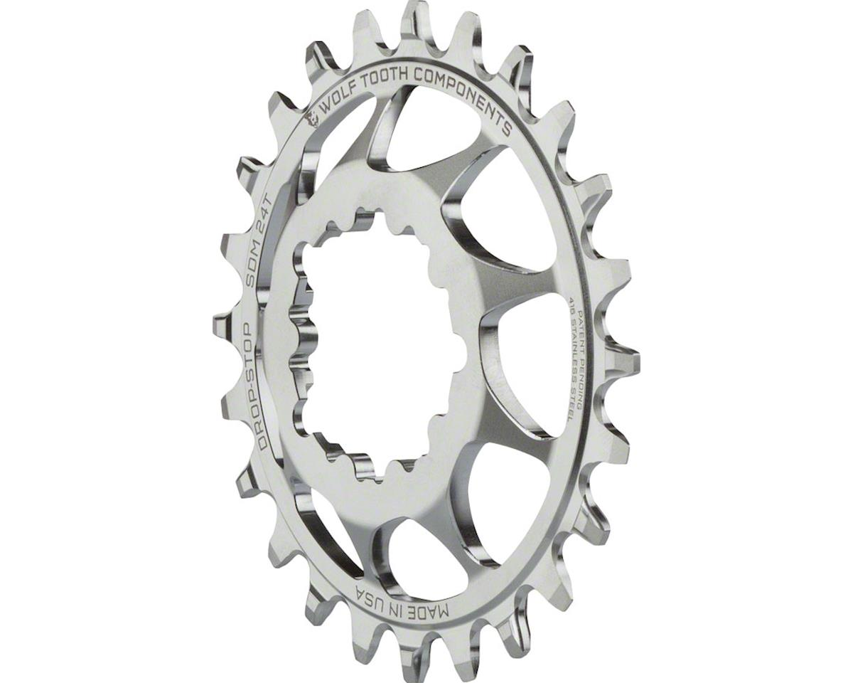 Wolf Tooth Components SST Direct Mount Drop-Stop Chainring (104 BCD) (24T)