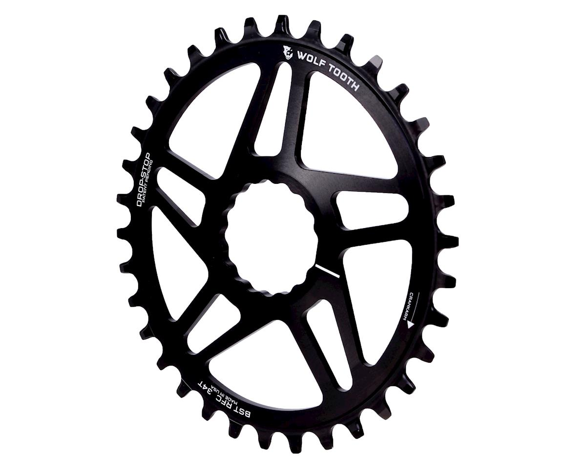 Wolf Tooth Components Elliptical Cinch Direct Mount Boost chainring, 34T - b