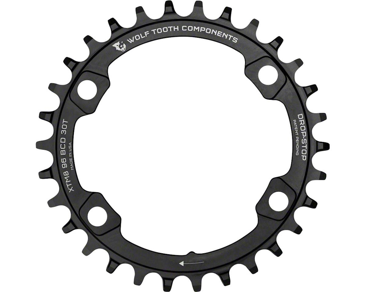 Wolf Tooth Components Drop-Stop Chainring (For Shimano XT 8000 Cranksets) (30T)