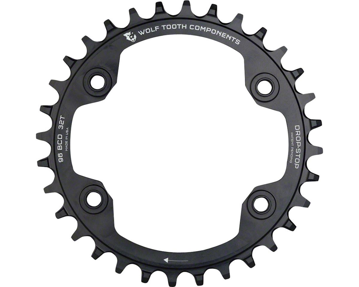 Wolf Tooth Components Drop-Stop Chainring (96 BCD) (For XTR M9000 Cranks) (34T)